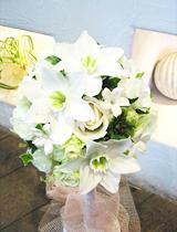 Tear Drop Bouquet